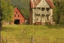 Old House Dreams / Abandoned Houses / by rebecca garden