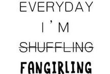 FanGirl Time! :p / by Fern Arable