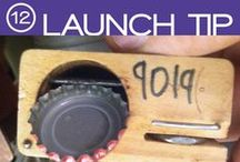 Launch Tips & Facts / A collection of tips and tricks to get the most out of your Magic-Flight Launch Box and other cannabis-related facts.