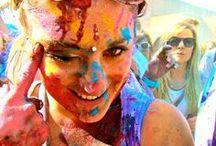 Colors, colors & colors