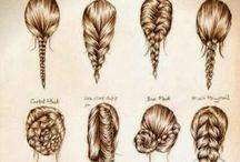 hair / ♡