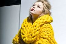 Fashion: Knitwear / If I some day decide to design a knitwear collection...