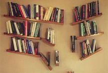 BOOKSHELVES tarafından / Give your books a cozy home./Tamra Kimzey