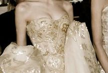 WEDDINGS: Gowns / Gorgeous gowns for beautiful brides.