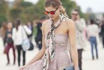 PARISIAN STYLE / Paris street style - How to dress like a real Parisian woman