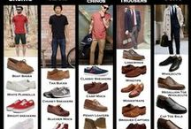 Men's Fashion Tips / Visual boards and other tips to stay stylish