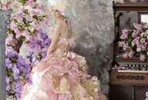 FASHION: Fairytale & Costumes / Anything fanciful, costumes from films, plays etc. Fancy dress ideas.