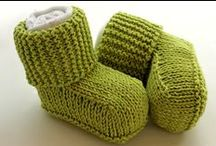 CRAFTS: Knitting Patterns / Lots of clever knitting patterns...