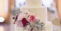 WEDDING: Cakes / Beautiful works of art  - wedding cakes.