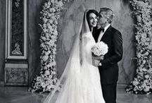 WEDDINGS: Celebrity / How famous people or people from other countries get married.