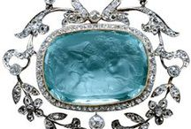 JEWELS: Vintage Drool / Beautiful old-fashioned jeweller with old-mined diamonds and gems.