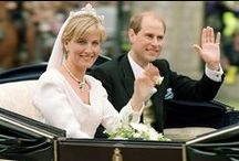 ROYALS: EDWARD & Sophie / Edward, Earl of Essex and Sophie, Duchess.