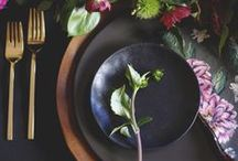 Table Setting~Inspirations