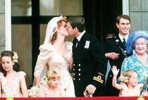 ROYALS: Fergie & ANDREW / Prince Andrew, Fergie, Beatrice or Eugenie