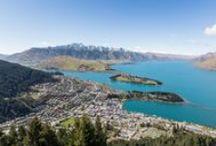 Nuova Zelanda - viaggio on the road / Viaggio on the road dall'isola sud della Nuova Zelanda, fino ad arrivare ad Auckland nell'isola nord. Più di 2500 km di immagini!