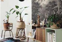 Home & Interior / Inspirationen rund um das Thema Wohnen. Egal ob ein Einrichtung im Industrial Style oder reduziertes Design in skandianisch-minimalistschen Wohnungen - hier finden sich allerlei Anregungen für das eigene Zuhause.