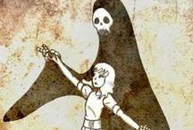 """The Book Thief / Imágenes de """"La Ladrona de Libros"""" de Marcus Susak"""
