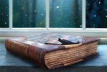 Magic Books / Imágenes y un poquito de información acerca de las más grandiosas e increíbles historias contadas a través de libros...