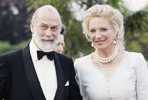 ROYALS: Prince & Princess Michael of KENT
