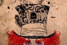 Alice's Adventures in Wonderland / Imágenes de Alicia en el país de las maravillas de Lewis Carroll