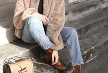 Teddy Coat | Trend Outfits Herbst/Winter