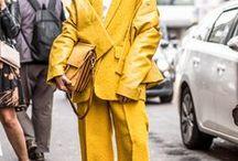 Trendfarbe Gelb | So stylt man Gelbnuancen