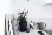 Minimalistisch Küche | Einrichtung & Dekoration