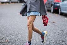 Dad Sneaker | Trend-Outfits mit Turnschuhen