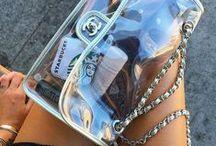 Plastic Fantastic | Transparente Schuhe & Taschen
