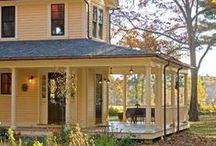 Porch / Porches are essential to life.