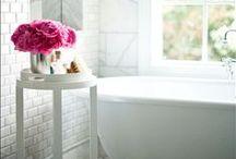 Bathroom ideas / by Mariann Gilicze