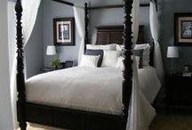 Home-Master Bedroom / by Linda Slimm