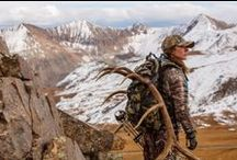 PROIS GEAR- Technical Performance Gear for Women / THE Pinterest board for female hunters!