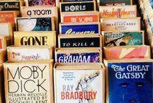 Bookshelf / by Brooke S