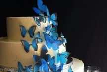 blue on a birthday cake / by Kelsey Melendez