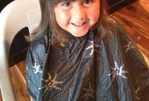 Let your Hair down / Hair. Makeup. Waxing. Nails. Eyelashes. / by Briana Skinner (Kingsolver)