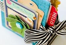 Mini Books and Book Binding / Mini books and book binding