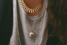 Jewelry / by Sophia Belitsos