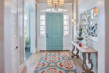 Home: Entry Way/Hallway / by Tara