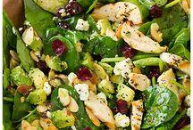Food: Salads / by Tara