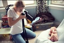 Newborn photography tutorials / by Mariann Gilicze
