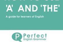 English lessons / by Mariann Gilicze