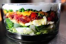 Salads, Veggies, & Sides / by Brooke S