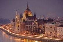 <3 Hungary / by Mariann Gilicze