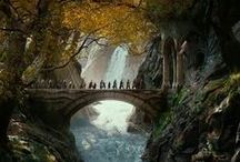 Middle Earth / Lord of The Rings <3