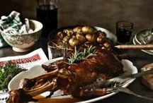 Festive Holidays / Meal ideas and table presentation for festive events such as Easter