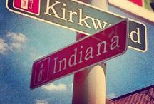 Indiana, Oh Indiana / by Carrie Koeppen Stock
