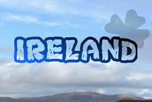 Ireland / Its OFFICIAL.... Watch out here we come!!!!  / by Meaghan Caliguire