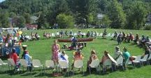 Halibana DrumFest / Drum circle, drumming, community story-craft, culture and parades around the world.