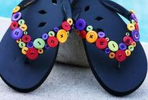 Just Flip Flops / Footwear to wear, repair, and customize. There's no wrong way to wear a flip flop.